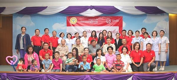 เอไอเอ แบ่งปันรอยยิ้ม 100 เด็กไทย ที่ จ.อุบลราชธานี