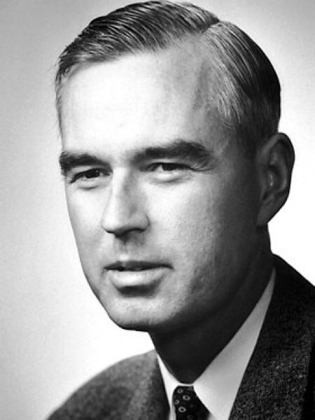 Willis E. Lamb Jr. (PHOTO CREDIT: Nobelprize.org)