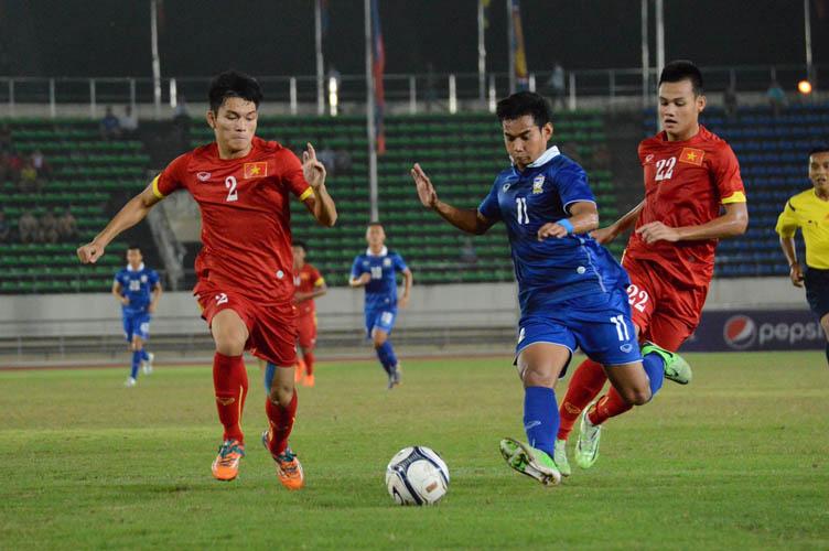 """""""ยู-19"""" ถล่มเหงียน 6-0 ซิวแชมป์อาเซียน สมัย 3"""
