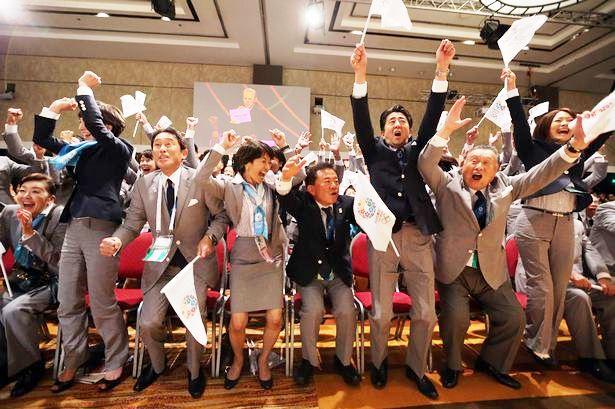 วิบากกรรมโตเกียว โอลิมปิก