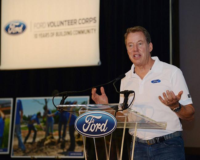 ฟอร์ด เปิดโครงการ Bill Ford Better World Challenge ฉลองครบรอบ 10 ปี องค์กรอาสาสมัครของฟอร์ด