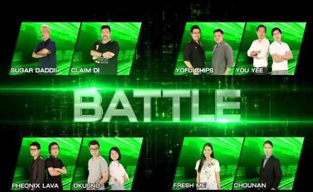"""ดวลกันตัวต่อตัว ธุรกิจต่อธุรกิจ! SME ตีแตก The Final 2015 : """"Semi-Final Battle!"""""""