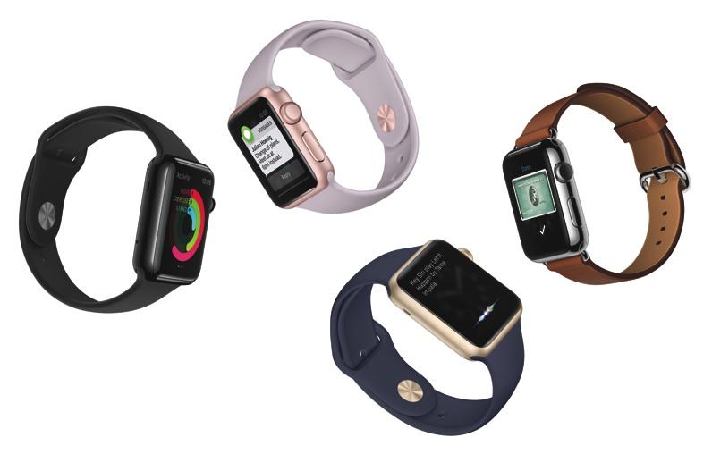 แอปเปิลวอตช์เปิดตัวรุ่นโกลด์ - Rose Gold พร้อมแอป Messenger