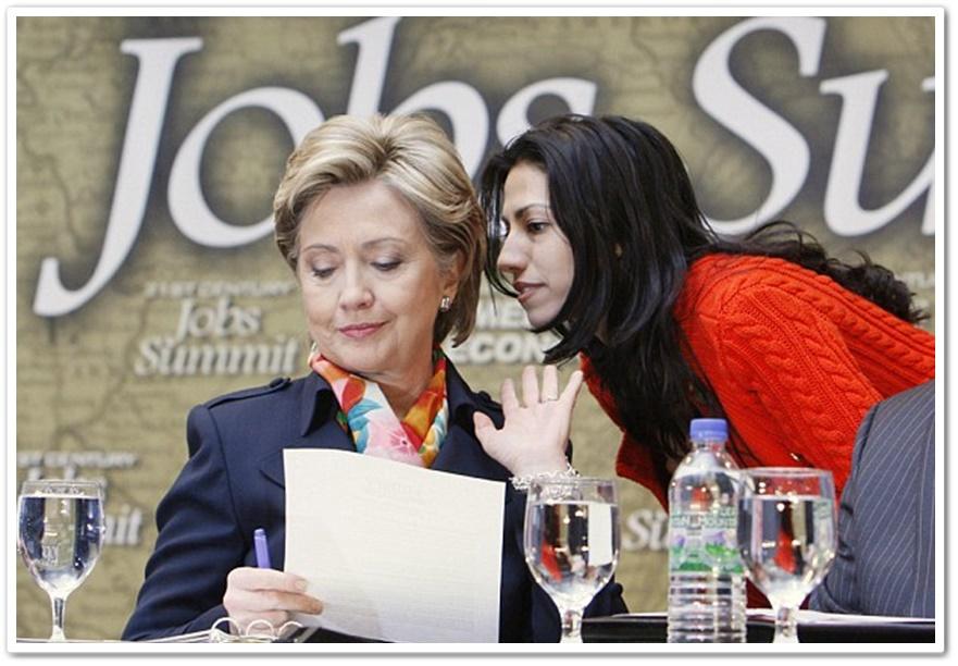 """InPics : ขอโทษไม่ช่วยคลินตัน """"สหรัฐฯ""""เริ่มสอบผู้ช่วยคนสนิท """"ฮิลลารี คลินตัน"""" ฐานยักยอกทรัพย์"""