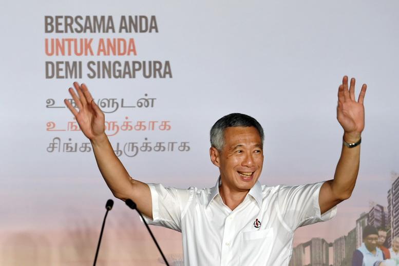 ยืนยัน! พรรครบ.สิงคโปร์ชนะเลือกตั้งถล่มทลาย-กวาด 83 ที่นั่งกุมอำนาจเบ็ดเสร็จในรัฐสภา