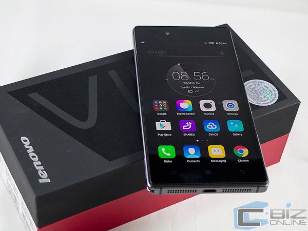 Review : Lenovo VibeShot สมาร์ทโฟนเน้นกล้องราคาหมื่นต้น