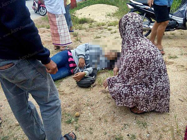 โจรใต้ยิงนักศึกษาหญิงเทคนิคนราฯ เสียชีวิตก่อนชิงรถจักรยานยนต์หลบหนี
