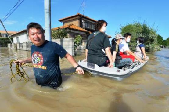 เบี้ยประกันภัยญี่ปุ่นพุ่ง หลังเผชิญภัยพิบัติถี่