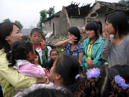 เดินทางไปเยี่ยมเด็กๆ ในประเทศจีน
