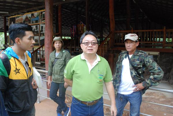 นายธีระ โค้วประสิทธิ์ ผู้อำนวยการส่วนจัดการป่าชุมชน สำนักจัดการทรัพยากรป่าไม้ที่ 8 นครราชสีมา
