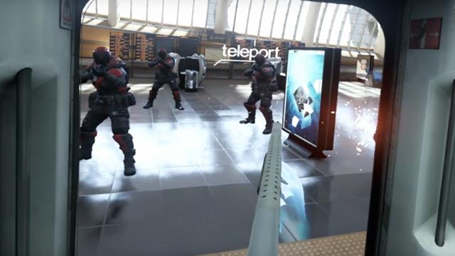 """Epic อวดเดโมเกมยิง """"หยุดเวลา"""" ตัวใหม่ผ่านแว่น VR"""