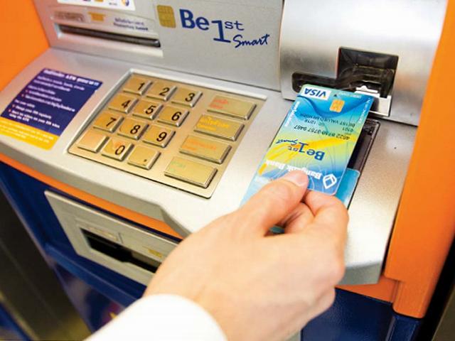 บัตรเดบิตระบบชิปการ์ดปี 2559 ธนาคารไทยไม่พร้อม?