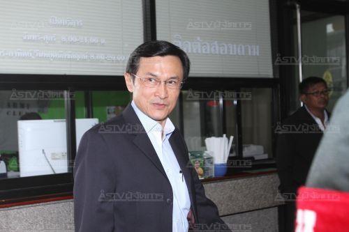 นายจาตุรนต์ ฉายแสง อดีตรักษาการหัวหน้าพรรคไทยรักไทย (แฟ้มภาพ)