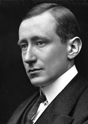 Gualielmo  Marconi (PHOTO CREDIT: Nobelprize.org)