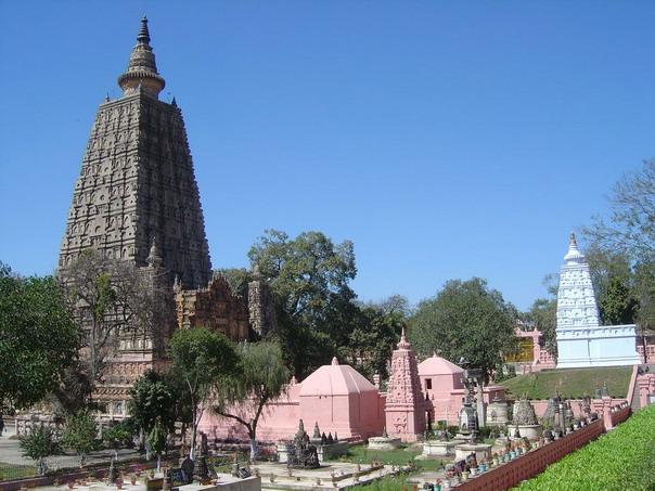 """อินเดีย : เล็งพัฒนา """"พุทธคยา"""" เป็นเมืองหลวงแห่งจิตวิญญาณ"""