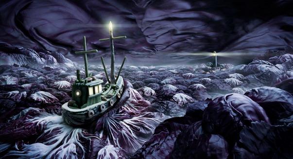 Cabbage Sea ทะเลกะหล่ำปลี