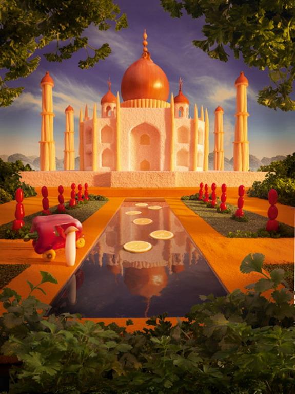 The Onion Taj Mahal ทัชมาฮาลหัวหอม
