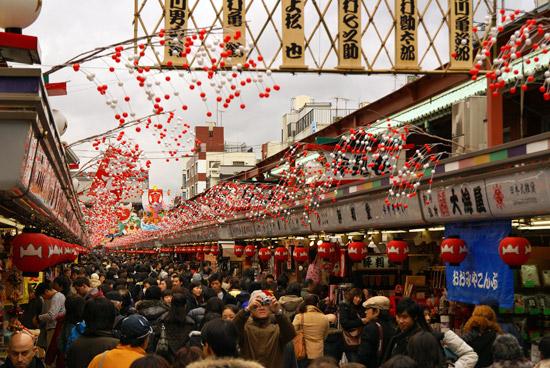 ถึงโตเกียวแล้วเลี้ยวเข้าเอะโดะ : อะซะกุซะในมุมที่คุณไม่เคยเห็น (2)