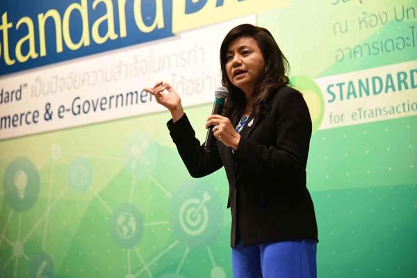 ETDA คาดมาตรฐานชำระเงินดิจิตอลจะสมบูรณ์ทั้งระบบใน 2 ปี