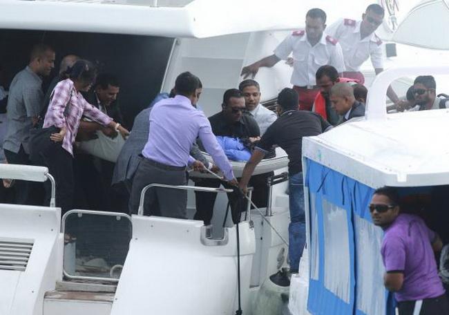 ผลสืบสวนพบเหตุบึ้มบนเรือเร็ว เป็นความพยายามลอบสังหาร ปธน.มัลดีฟส์!