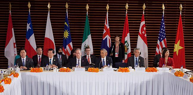 20 ข้อไม่น่าจดจำสำหรับ TPP