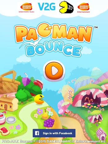 Review: PAC-MAN Bounce ชิ่งเหลืองเขมือบดาว (iOS, Android)