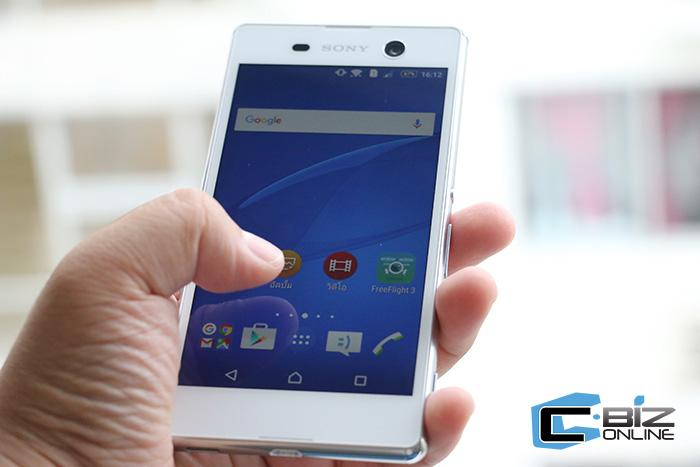 Review: Sony Xperia M5 ปรับใหม่ กล้องเยี่ยม เทียบไฮเอนด์ สเปกคุ้มราคา