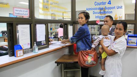 สาวหอบลูกวัย 8 เดือนร้องศาลขอค่าเลี้ยงดู 10 ล้านจากหนุ่มอุดรฯถูกหวย 30 ล้านบ.