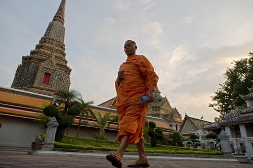 Thai Buddhist monk horror film banned on fears it could 'destroy' faith