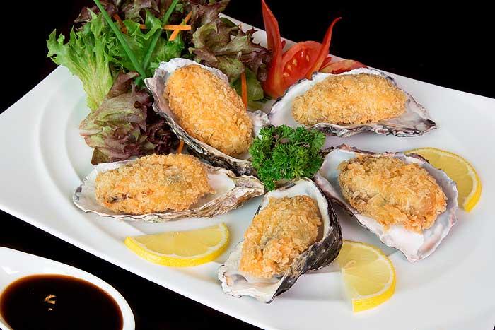 """อร่อยปากกับ """"เทศกาลหอยนางรม"""" สไตล์ฟิวชั่นญี่ปุ่น"""
