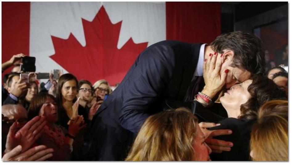 """เลือกตั้งแคนาดา  """"พรรคลิเบอร์รัลด์ชนะขาดลอย"""" นายกฯสตีเฟน ฮาร์เปอร์ประกาศยอมรับความพ่ายแพ้"""