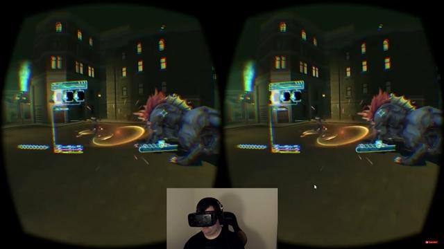 มาอีกแล้ว! อีมูเลเตอร์ใหม่ รันเกม PSP ผ่านแว่น VR