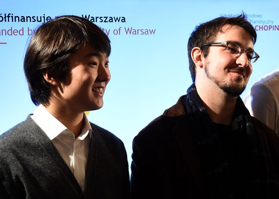 S. Korean pianist wins Poland's Chopin competition