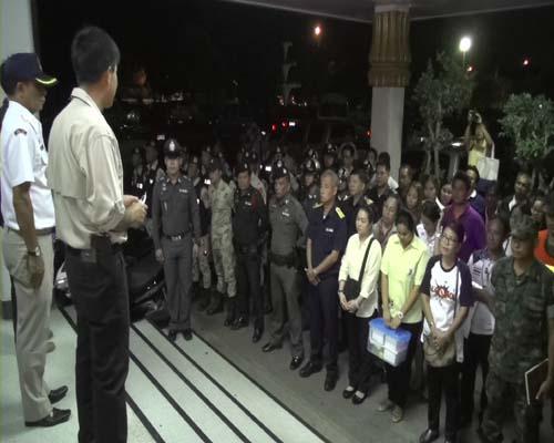 จันทบุรีสนธิกำลังตรวจสถานบริการ-คาราโอเกะคืนออกพรรษา