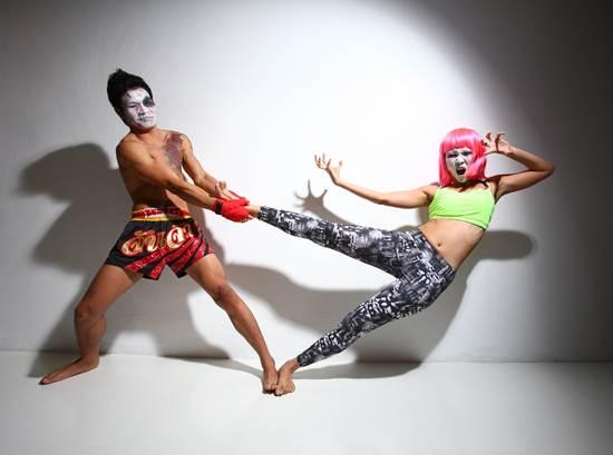 สนุกกับฮาโลวีนปาร์ตี้ ที่ Eclipse Yoga Pilates สตูดิโอโยคะรูปแบบใหม่