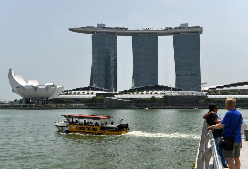 """สิงคโปร์-มาเลเซียมี """"ฟ้าใส-อากาศบริสุทธิ์"""" ในรอบหลายสัปดาห์ หลังฝนตกช่วยบรรเทาวิกฤตหมอกควัน"""