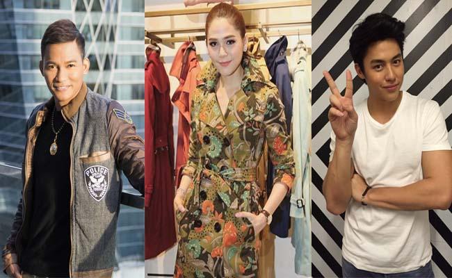 """ฮือฮา """"จา พนม - ชมพู่"""" คว้ารางวัลนำชาย-หญิงยอดเยี่ยมจากเกาหลี """"หมาก"""" ดี๊ด๊า คว้านักแสดงต่างชาติยอดนิยม"""