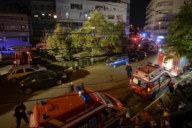 สยอง! ไนท์คลับโรมาเนียระเบิด-ไฟไหม้ ตายอย่างน้อย 27 ศพ-เจ็บ 155