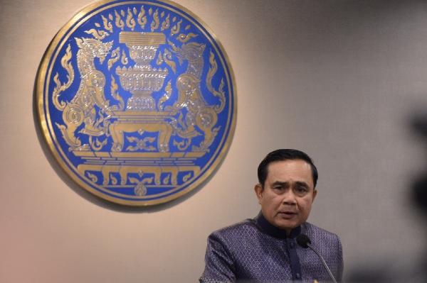 พล.อ.ประยุทธ์ จันทร์โอชา นายกรัฐมนตรี (ภาพจากแฟ้ม)