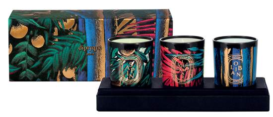 DIPTYQUE - Holiday Collection 2015