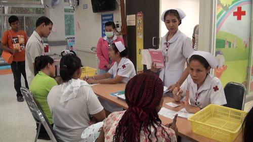 โรงพยาบาล เข้มงวดในการตรวจผู้ป่วยหวั่นป่วยเป็นไข้เลือดออก