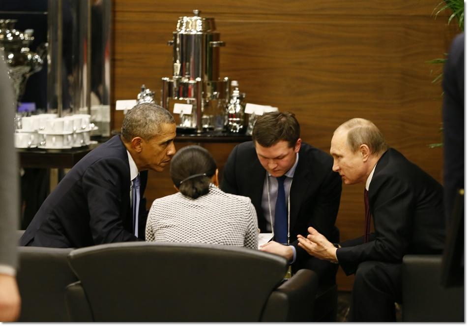 ปูตินประกาศกลางวง G20 มี 40 ชาติเป็นท่อน้ำเลี้ยงก่อการร้าย IS รวมถึงชาติสมาชิก G20