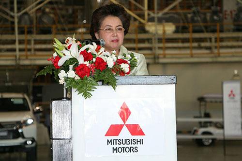 มิตซูบิชิ มอเตอร์ส ฉลองผลิตครบ 4 ล้านคันในไทย(ชมคลิป)