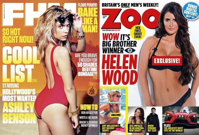 หมดยุคนิตยสารสำหรับท่านชาย? FHM – ZOO ประกาศปิดตัว