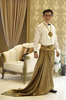 ชูชัย ชัยฤทธิเลิศ เตรียมชุดไทยเวอร์วังใส่วันเปิดเฟสแรกชูชัยบุรี