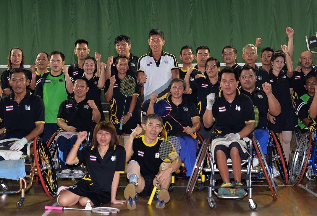 นักกีฬาพิการ ลุ้น! กองทุนชิงแชมป์โลก ปีหน้า