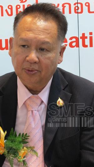 จุดพลุโครงการ ปั้น SMEs ทำสินค้าให้ตรงใจตลาด