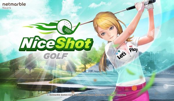 """เปิดวงสวิง! """"Nice Shot Golf"""" พร้อมดาวน์โหลดแล้ววันนี้"""