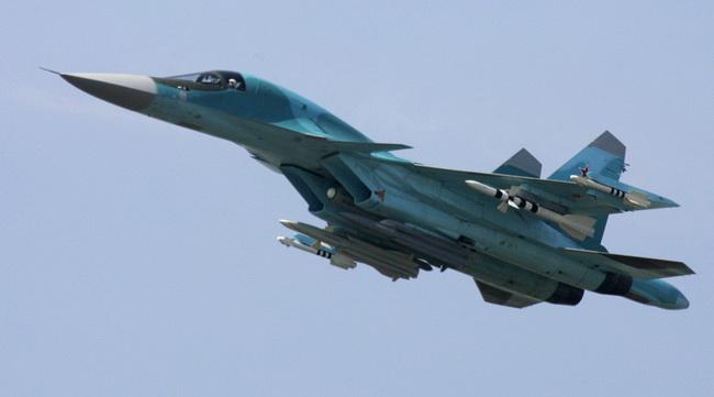 มีหนาว!!รัสเซียส่งSu-34ติดขีปนาวุธอากาศสู่อากาศลุยสมรภูมิซีเรีย หลังซู-24ถูกตุรกีสอยร่วง