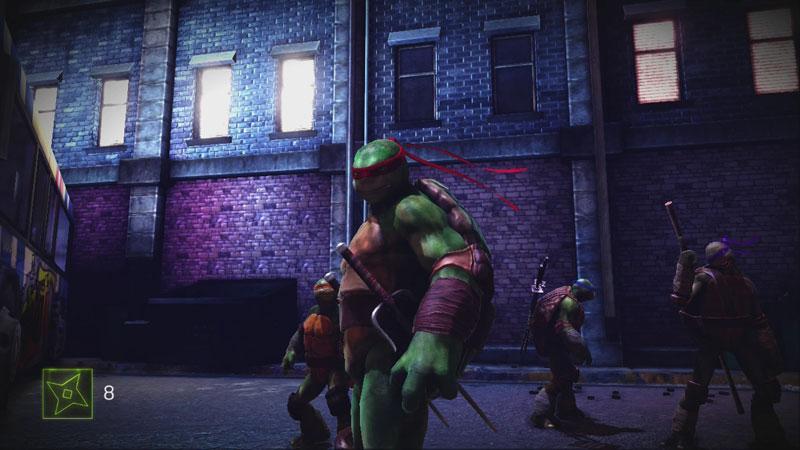 หลุด!! เกมเต่านินจาภาคใหม่จากผู้สร้าง Bayonetta2